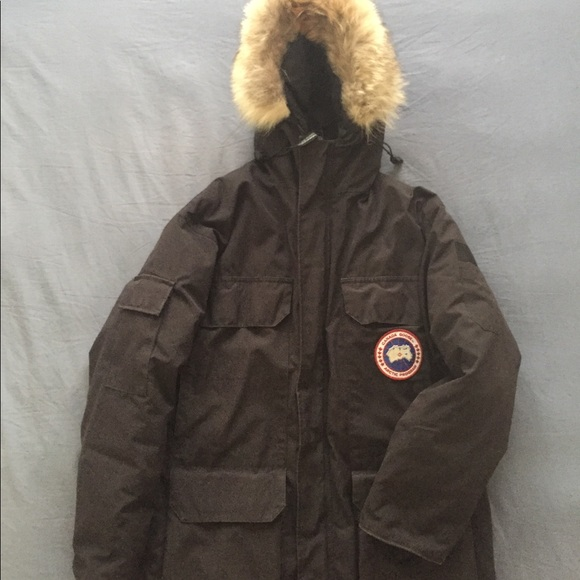 canada goose expedition parka mens style# 4565m